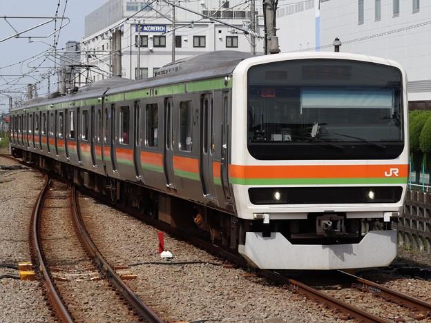 八高・川越線209系3500番台 カワ54編成