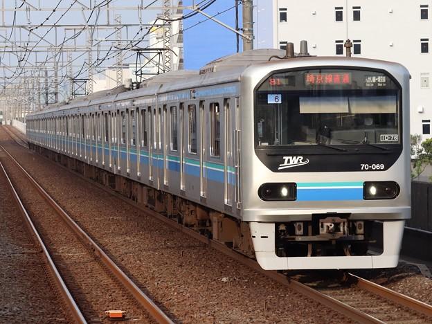 りんかい線70-000形 Z6編成