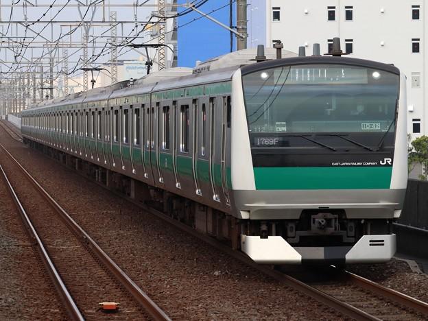 埼京線E233系7000番台 ハエ112編成
