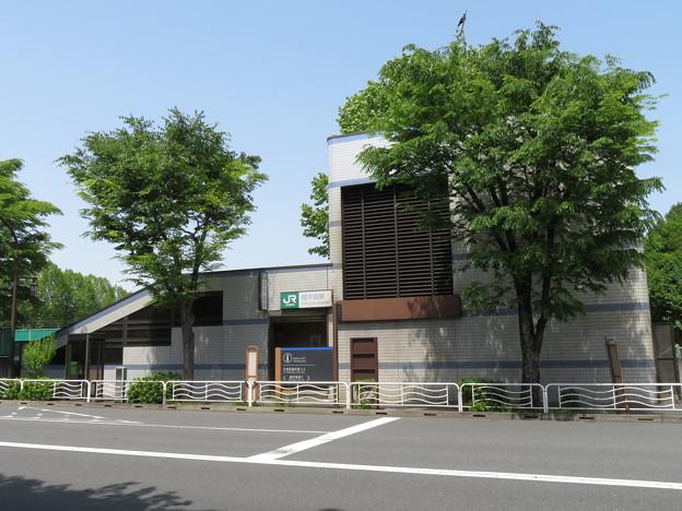 越中島駅 3番口