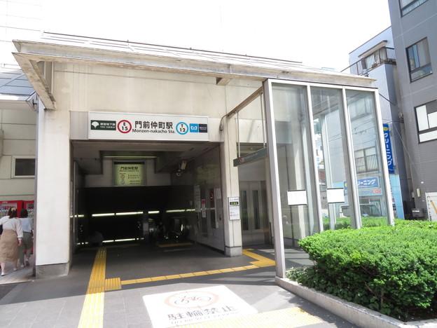 門前仲町駅 6番口