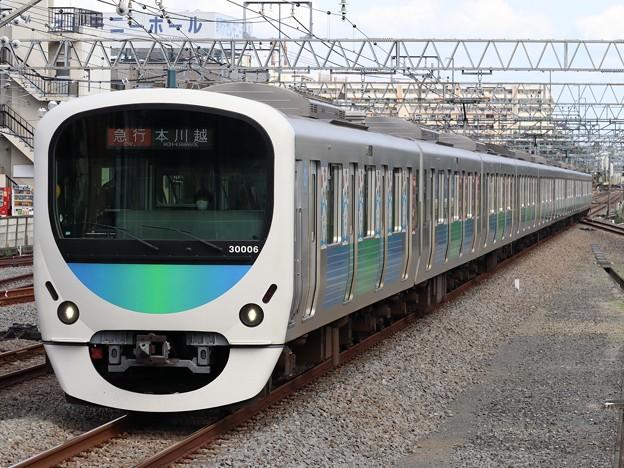 西武新宿線30000系 30106F