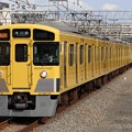 西武新宿線2000系 2501F+2053F