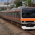武蔵野線E231系0番台 MU21編成