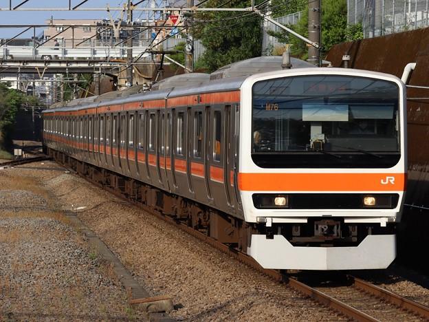 武蔵野線209系500番台 M76編成
