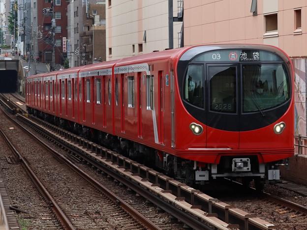 東京メトロ丸ノ内線2000系 2128F