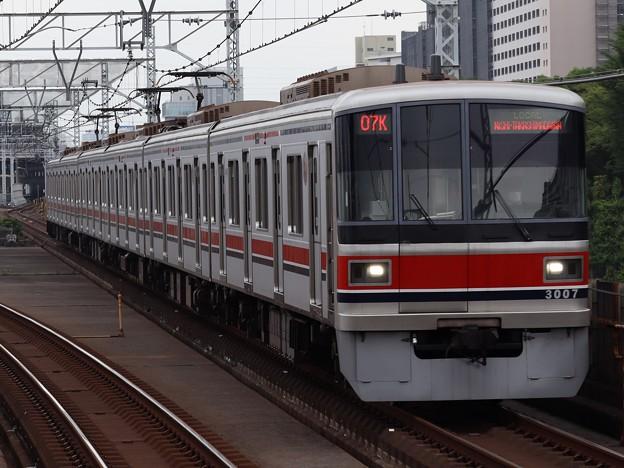 目黒線3000系 3007F