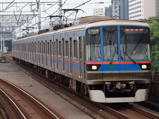 都営三田線6300形 6335F