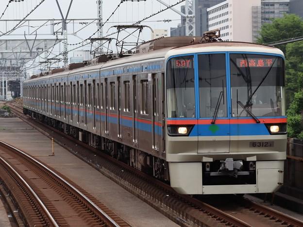 都営三田線6300形 6312F
