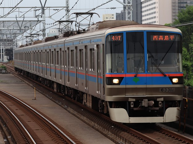 都営三田線6300形 6331F