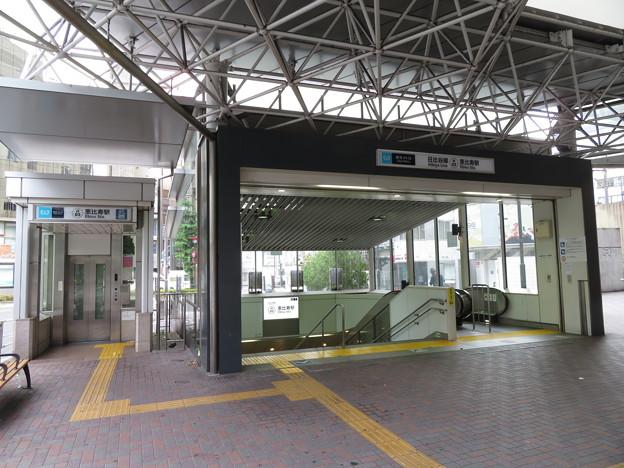 恵比寿駅 1番口