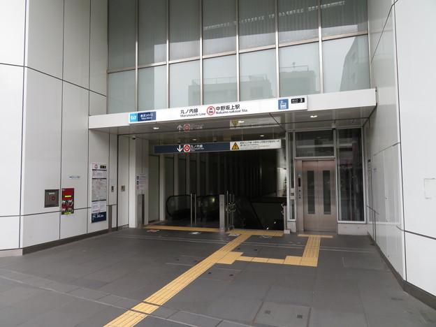 中野坂上駅 3番口