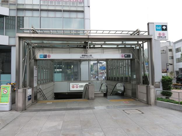 中野坂上駅 1番口