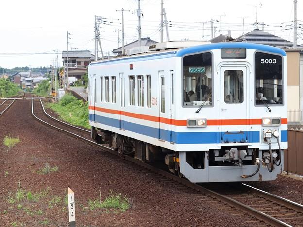 関鉄常総線キハ5000形 キハ5003