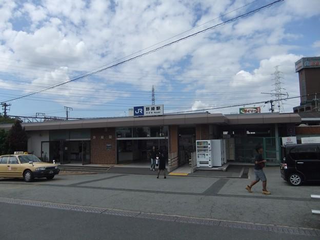 野崎駅 旧駅舎