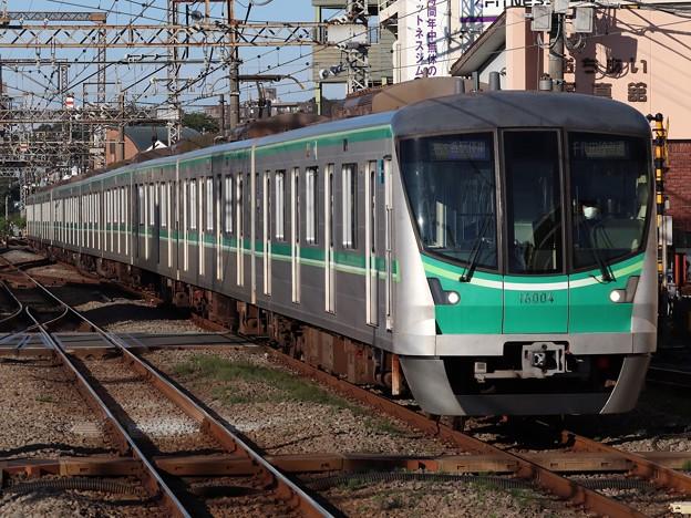 東京メトロ千代田線16000系 16104F