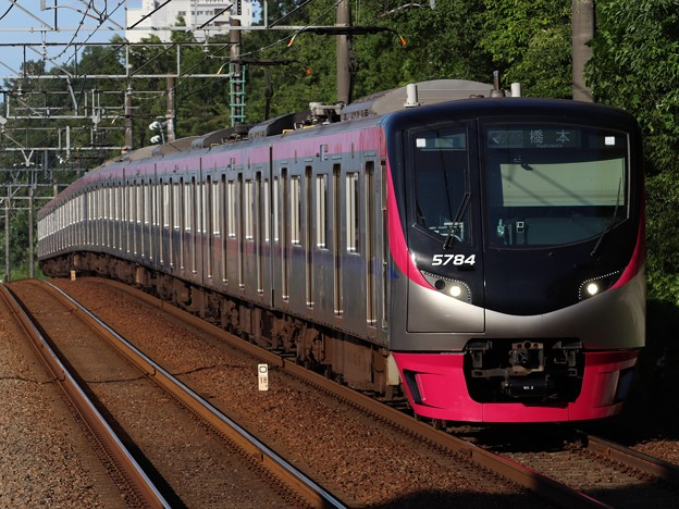京王線5000系 5734F