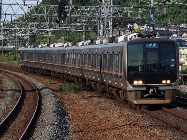 京都・神戸線321系 D25編成