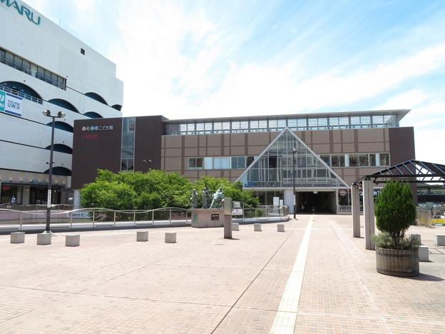 下関駅 東口
