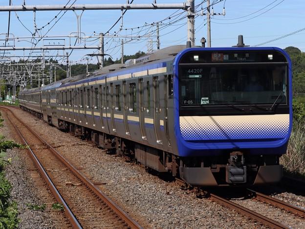 横須賀・総武快速線E235系1000番台 F-05編成