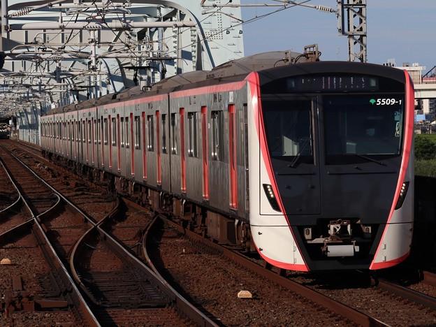 都営浅草線5500形 5509F