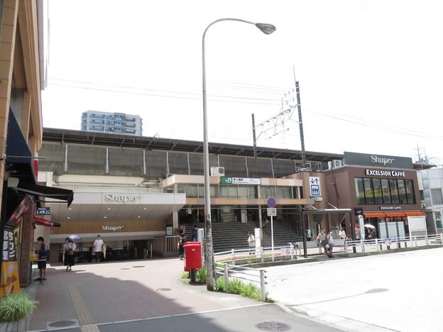 本八幡駅 北口
