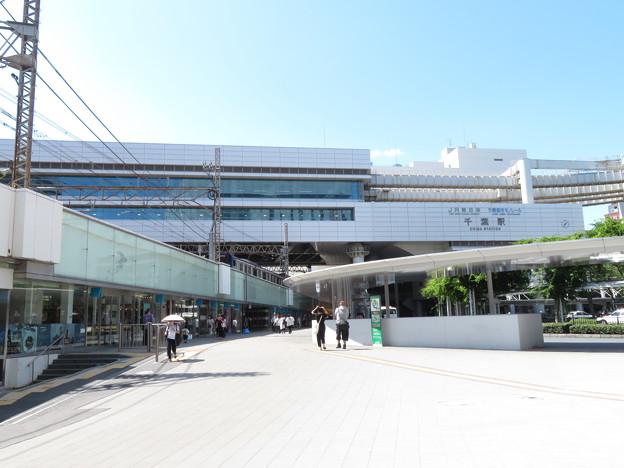 千葉駅 東口
