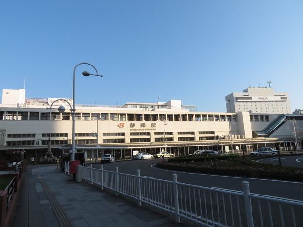 静岡駅 南口