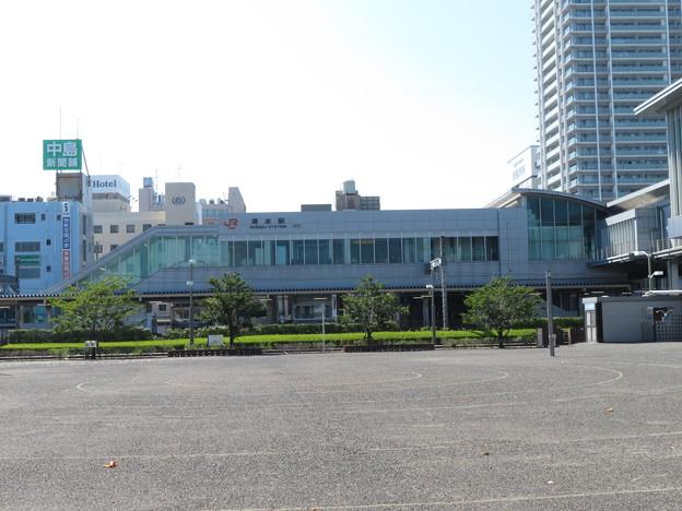 清水駅 東口