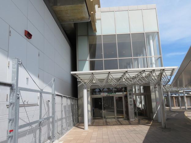 新青森駅 南口