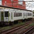 Photos: 羽越線キハ110系200番台 キハ111-203+キハ112-203