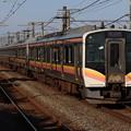 Photos: 白新線E129系 A21+B1編成
