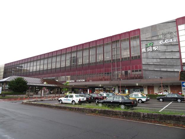 長岡駅 西口