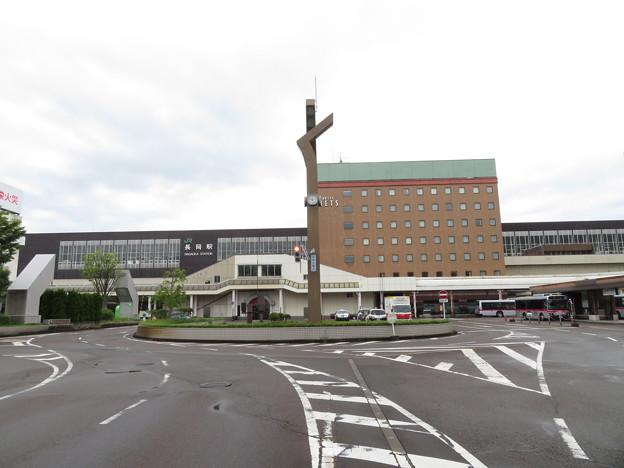 長岡駅 東口