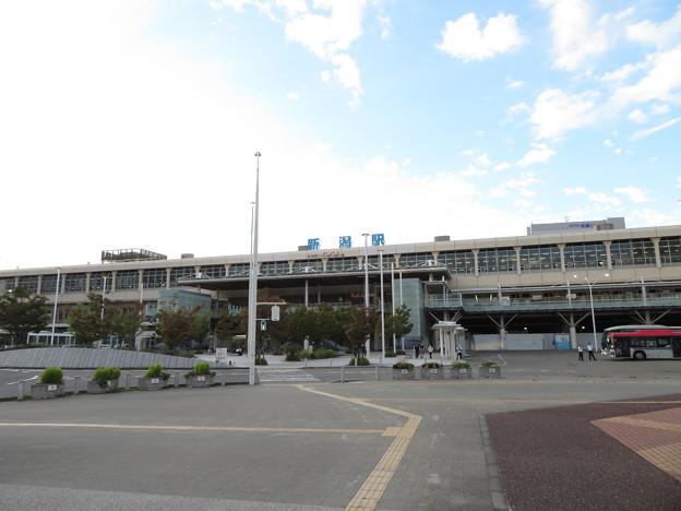 新潟駅 南口