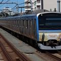 Photos: 相鉄線11000系 11004F【8代目そうにゃんトレイン】