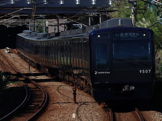 相鉄線9000系 9707F