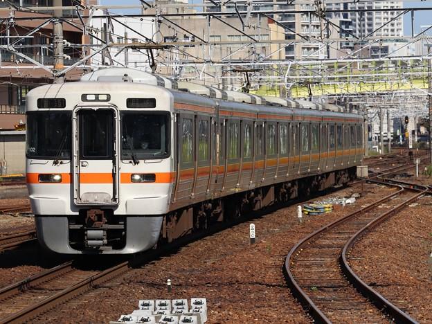 東海道線313系5000番台 Y102編成