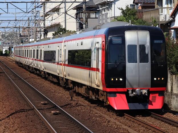 名鉄名古屋本線2200系 2213F