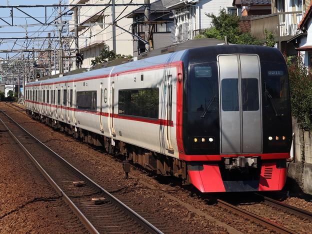 名鉄名古屋本線2200系 2211F