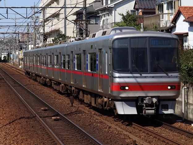 名鉄名古屋本線5000系 5009F