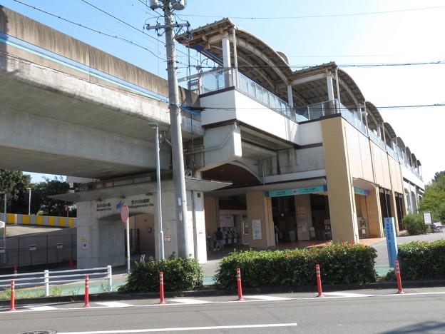 荒子川公園駅