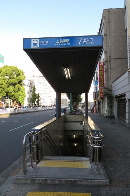 上前津駅 7番口