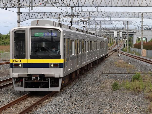 東武日光・宇都宮線20400系 21434F