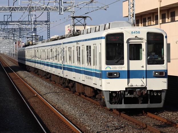 東武野田線8000系 8158F