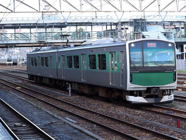 烏山線EV-E301系 V2編成