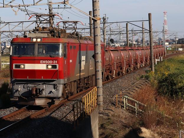 EH500-31+タキ