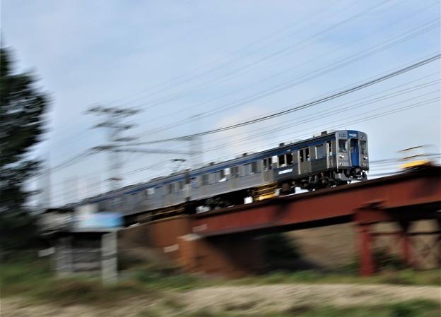 流しの練習 泉北高速鉄道3000系
