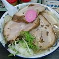 Photos: ラーメン秀峯「しおチャーシューやさい」1100円