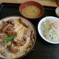Photos: 六宝亭「バラかつ丼」600 円